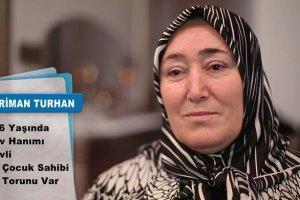 Evim Şahane Beykoz'da Neriman Turhan'ın salonunu yenileyecek