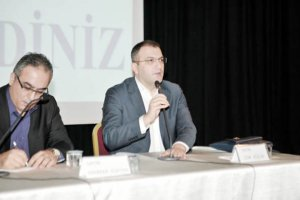 Cem Küçük Beykoz'da 28 Şubat'ı anlattı