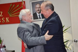 MHP'li Cüneyt Pulant, CHP Beykoz ilçesini ziyaret etti