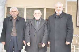 Beykoz'un nur yüzlü din adamları