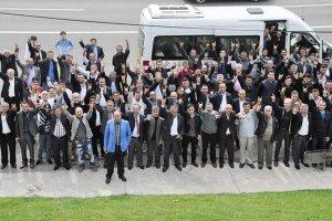 Beykozlu MHP'liler yola çıkıyor