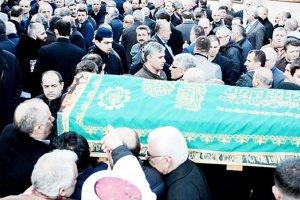 İş dünyası Beykoz'da ki cenazede buluştu…
