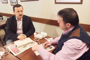 Prof. Erbakan'ın danışmanı Mete Gündoğan bağımsız aday