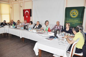 Boğaziçi Dernekler Platformu üyeleri Beykoz'dan uyardı!