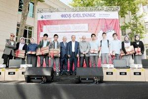Beykoz Belediyesi'nden eğitime büyük destek