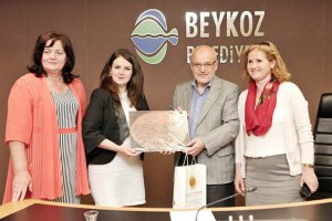 Kardeş Prizren'den Beykoz'a ziyaret