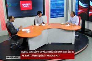 Kader Gür: 'AK Parti koalisyon partisi değildir'