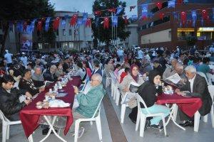 Beykoz'da Ramazan, dua ve muhabbetle başladı