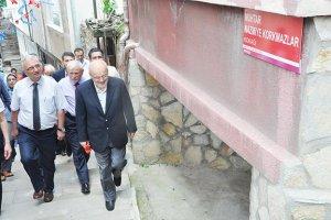 Hisarlı Nazmiye Sultan, Beykoz'da ölümsüzleşti