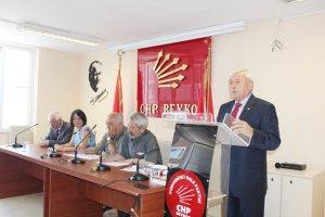 CHP Beykoz'da olağan kongre takvimi başladı...