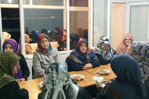 Beykoz Özgür-Der'de iftar sohbeti
