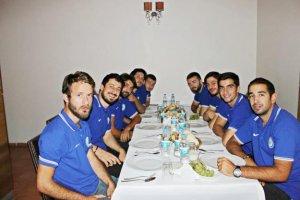Beykoz hentbolcuları Kastamonu'da hazırlanıyor