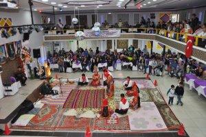 Beykoz'da barışa semah döndüler