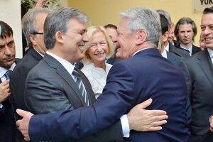 İki eski Cumhurbaşkanı Beykoz'da buluştu