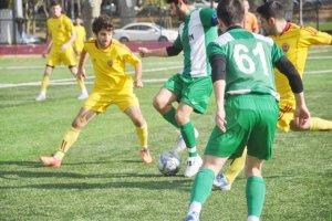 Beykoz'da hafta sonu maç sonuçları