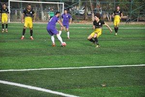 Mesudiyespor gol oldu yağdı: 7-0