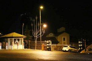 Beykoz'da lüks sitede ilginç soygun