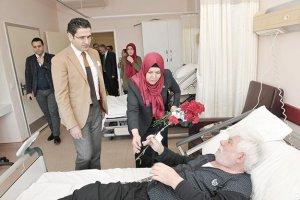 Beykozlu hastalara 'konsey' morali