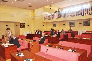 Beykoz Meclisi'nde bin 500 TL tartışması