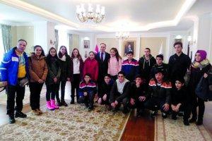 Erzurum'dan Beykoz'a anılarla döndüler